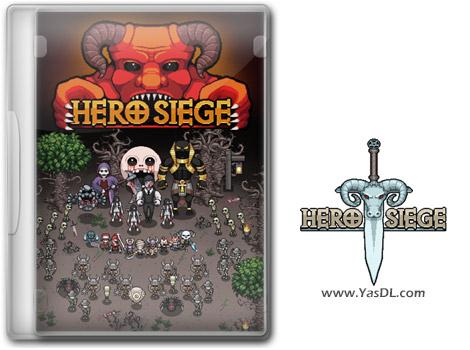 دانلود بازی Hero Siege Season 9 برای PC