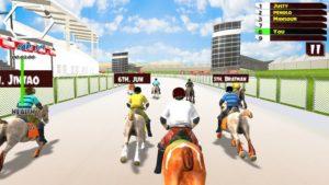 Horse Racing Rally 1 300x169 - دانلود بازی Horse Racing Rally برای PC