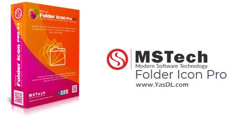 دانلود MSTech Folder Icon Pro 3.0.0.0 - نرم افزار تغییر آیکون فولدرها