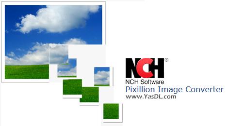 دانلود NCH Pixillion Image Converter Plus 7.04 - نرم افزار تبدیل فرمت تصاویر