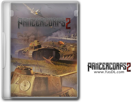 Panzer Corps 2 Axis Operations Spanish Civil War For PC | ‌ Yas