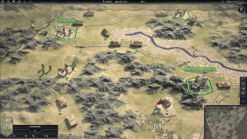 Panzer Corps 2 Axis Operations Spanish Civil War For PC |  Yas