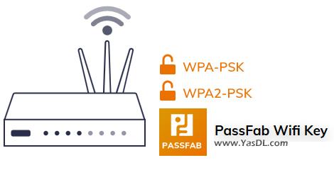 دانلود PassFab Wifi Key 1.2.0.1 - نرم افزار بازیابی رمز فراموش شده WiFi