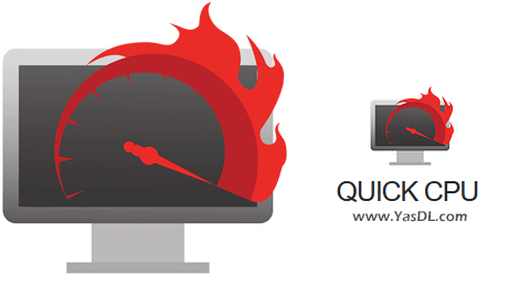 دانلود Quick CPU 3.1.4.0 - نرم افزار بهینهسازی عملکرد پردازنده سیستم