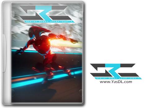 دانلود بازی SRC Sprint Robot Championship برای PC