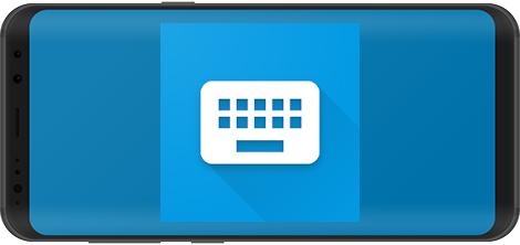 دانلود Serverless Bluetooth Keyboard / Mouse for PC / Phone 2.3.1 - تبدیل گوشی اندروید به موس و کیبورد بیسیم