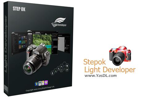 دانلود Stepok Light Developer 8.5 - نرم افزار ویرایش و کار بر روی تصاویر RAW