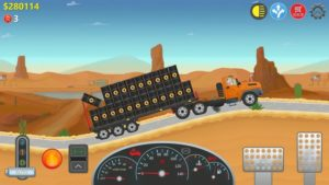 Trucker Real Wheels Simulator4 300x169 - دانلود بازی Trucker Real Wheels - Simulator 2.0.6 - شبیهساز رانندگی کامیون برای اندروید + نسخه بی نهایت