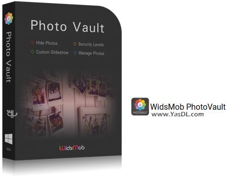 دانلود WidsMob PhotoVault 2.5 - نرم افزار محافظت و مخفیسازی تصاویر