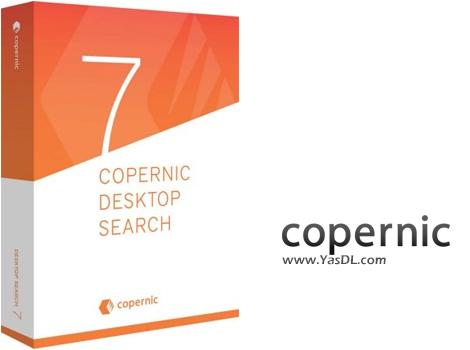 دانلود Copernic Desktop Search 7.1.1 Build 13217 - نرم افزار جستجوی حرفهای فایلها در سیستم