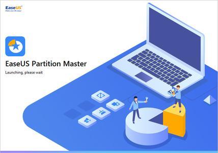 دانلود EaseUS Partition Master نرم افزار مدیریت پارتیشن