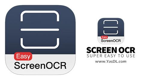 دانلود EasyScreenOCR 2.1.3 - پردازش متن از روی تصاویر در ویندوز