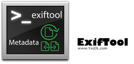 دانلود ExifTool 11.94 - نرم افزار خواندن و ویرایش کردن متادیتای فایلها