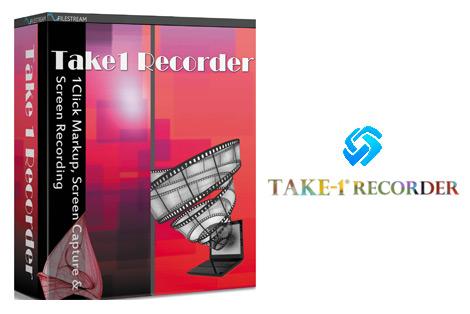 دانلود FileStream Take-1 Recorder 2.0 - نرم افزار فیلمبرداری از محیط ویندوز