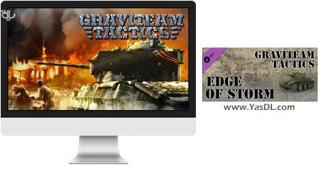 دانلود بازی Graviteam Tactics Edge of Storm برای PC