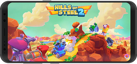Hills Of Steel 2 1.9.1 Iron Hills 2 For Android + Infinite Edition