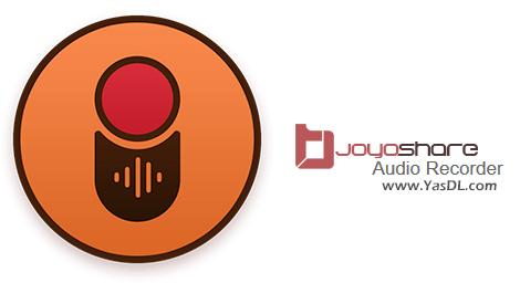 دانلود Joyoshare Audio Recorder 1.0.0 macOS/Windows - نرم افزار ضبط حرفهای صدا در ویندوز
