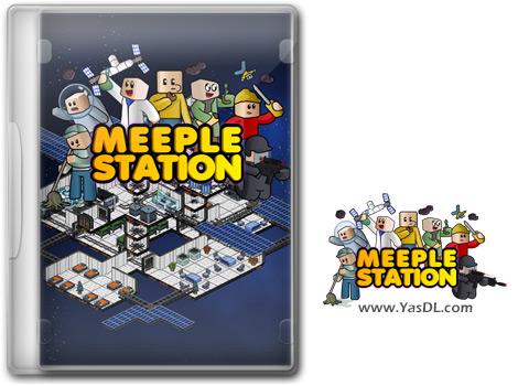 دانلود بازی Meeple Station برای PC