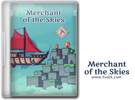 دانلود بازی Merchant of the Skies برای PC