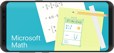 Microsoft Math Solver 1.0.106 Math Problem Solving Software For Android