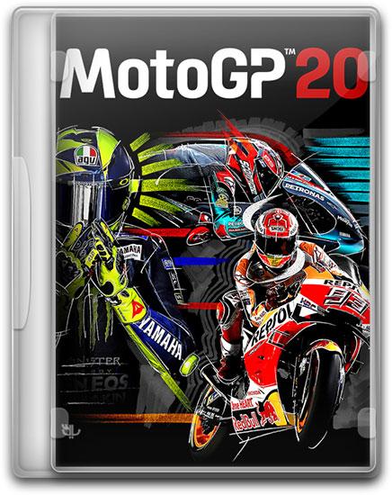 دانلود بازی MotoGP 20 - مسابقات موتوجی پی 2020 برای کامپیوتر