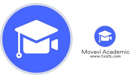 دانلود Movavi Academic 20.1.0 x64 - ساخت حرفهای فیلمهای آموزشی