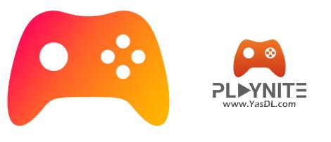 دانلود Playnite 7.5 - کتابخانه رایگان و بسیار زیبای بازیها در رایانه