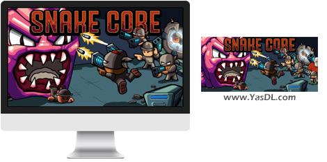 دانلود بازی Snake Core برای PC