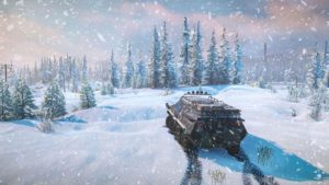 SnowRunner 2 300x169 - دانلود بازی SnowRunner Build and Dispatch - رانندگی آفرود در مسیرهای یخی برای کامپیوتر