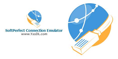 دانلود SoftPerfect Connection Emulator Pro 1.8 - نرم افزار شبیهساز کانکشنها در شبکه