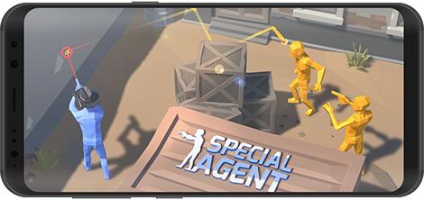 دانلود بازی Special Agent 1.0.6 - مامور ویژه برای اندروید + نسخه بی نهایت