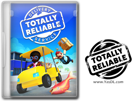 دانلود بازی Totally Reliable Delivery Service برای PC