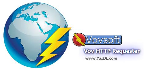 دانلود VovSoft Vov Http Requester 1.7 - نرم افزار توسعه و تست API