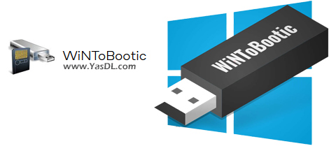 WiNToBootic 2.2.1 - Software For Making Bootable Flash