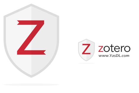 دانلود Zotero زوترو نرم افزار مدیریت اسناد و تحقیقات