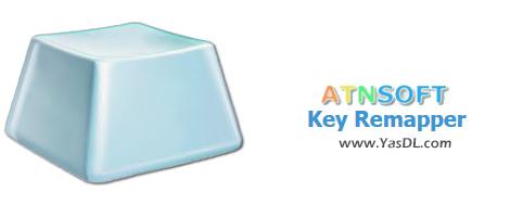 دانلود ATNSOFT Key Remapper 1.11.0.435 - تغییر کاربری کلیدهای موس و کیبورد