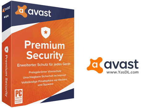 Avast Premium Security 20.4.2410 - This Is The Security Package