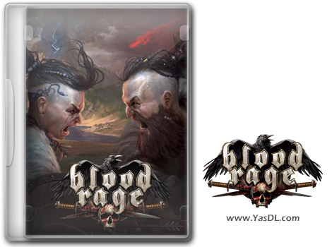 Blood Rage Digital Edition For PC | ‌ Yas