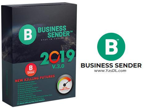 دانلود Bussiness Sender 3.0 - دیجیتال مارکتینگ حرفهای با واتس اپ