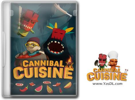 دانلود بازی Cannibal Cuisine برای PC