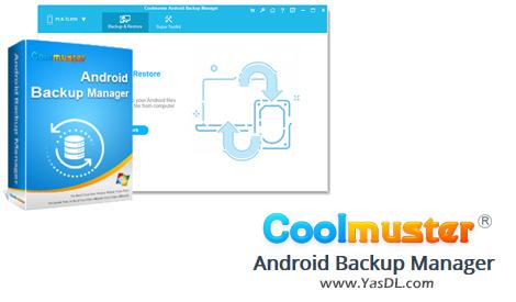 دانلود Coolmuster Android Backup Manager 2.0.56 - نرم افزار پشتیبانگیری از اطلاعات اندروید
