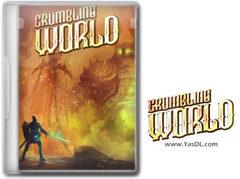دانلود بازی Crumbling World برای PC