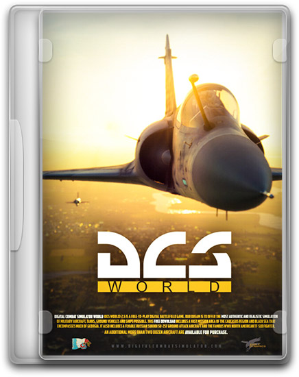 DCS World V2.5.5.41371 Game - Similar To A Fighter Jet Computer |