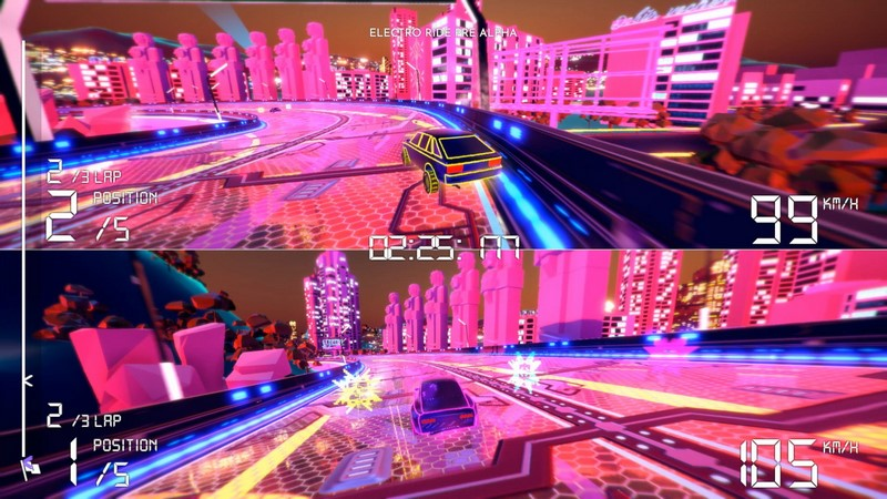 Electro Ride The Neon Racing For PC | ‌ Yas