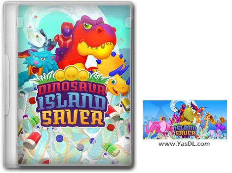 دانلود بازی Island Saver Dinosaur Island برای PC