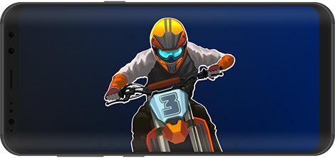 دانلود بازی Mad Skills Motocross 3 0.1.1050 - موتورسواری دیوانه ها 3 برای اندروید + نسخه بی نهایت