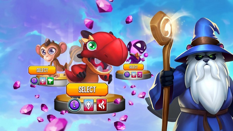 Monster Legends 9.5.1 Game For Android + Infinite Version