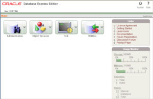 Oracle Database Express Edition.cover1  300x195 - دانلود Oracle Database Express Edition (XE) Release 18.4.0.0.0 (18c - اوراکل دیتابیس اکسپرس