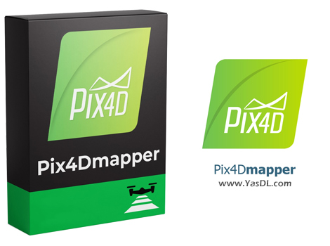 Pix4Dmapper Enterprise 4.5.6 Photogrammetry Using Drone