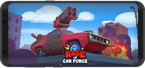دانلود بازی Rage of Car Force: Car Crashing Games 4.32 - چالش ماشین جنگی برای اندروید + نسخه بی نهایت